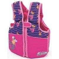 Жилет для плавания Bestway 32159 (3-6 лет) 18-30 кг, розовый