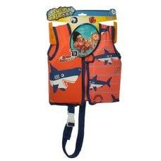 Жилет для плавания Bestway 32177 с пенопластовыми вставками, два цвета, (3-6 лет)