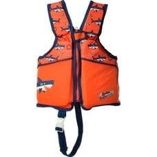 Жилет для плавания Bestway 32159 (3-6 лет) 18-30 кг, оранжевый