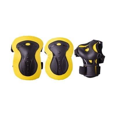 Покупка  Комплект защиты Ridex Envy, желтый р.M   в магазине IntexRelax с доставкой или самовывозом
