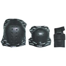 Защита локтя, запястья, колена Action PW-314A р.L