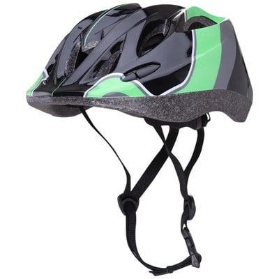 Покупка  Шлем защитный Ridex Envy, зеленый р.M-L   в магазине IntexRelax с доставкой или самовывозом