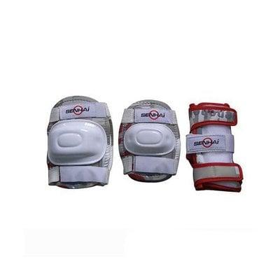Покупка  Защита локтя, запястья, колена Action PWM-302 р.L   в магазине IntexRelax с доставкой или самовывозом
