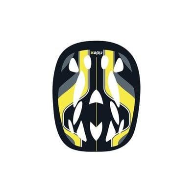 Покупка  Шлем защитный Ridex Envy, желтый р.M-L   в магазине IntexRelax с доставкой или самовывозом