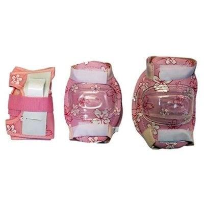 Покупка  Комплект защиты Action (розовый) PW-308P р. L   в магазине IntexRelax с доставкой или самовывозом