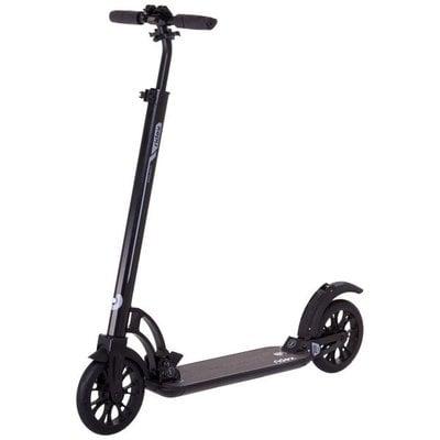 Покупка  Самокат 2-колесный Ridex Project 200 мм черный   в магазине IntexRelax с доставкой или самовывозом
