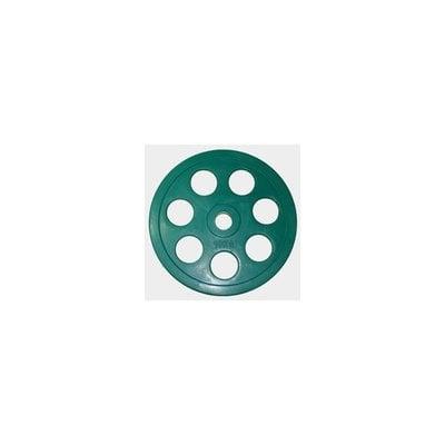 Покупка  Олимпийский диск серии «Ромашка» 10 кг   в магазине IntexRelax с доставкой или самовывозом
