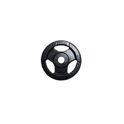 Покупка  Диск обрезиненный черный с ручками H-310 d-31 2,5кг   в магазине IntexRelax с доставкой или самовывозом