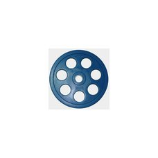 "Олимпийский диск евро-классик с хватом Oxygen ""Ромашка"" 20 кг"