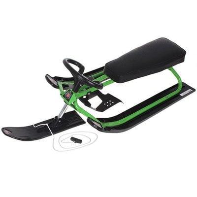 """Покупка  Снегокат СНК.10 """"Kiddy"""" зеленый   в магазине IntexRelax с доставкой или самовывозом"""