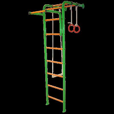 Покупка  Детский спортивный комплекс №1 (салатово-оранжевый)   в магазине IntexRelax с доставкой или самовывозом