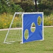 Ворота игровые DFC GOAL150T 150x110x60cm с тентом для отрабатывания ударов