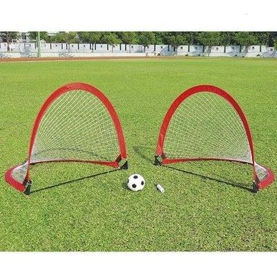 Покупка  Ворота игровые DFC Foldable Soccer GOAL5219A   в магазине IntexRelax с доставкой или самовывозом