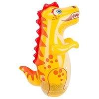 Надувная игрушка-неваляшка Intex 44669 3+ динозавр