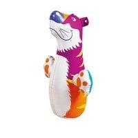 Надувная игрушка-неваляшка Intex 44669 3+ тигр