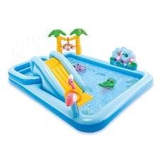 """Детский надувной игровой центр Intex 57161NP """"Приключения в джунглях"""" 3+"""