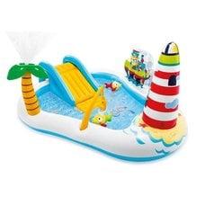 """Детский надувной игровой центр Intex 57162NP """"Fishing Fun Play Center"""" 218х188х99 см 3+"""