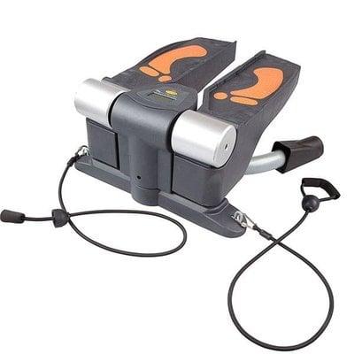 Покупка  Министеппер поворотный с эспандерами DFC Twister SC-S008   в магазине IntexRelax с доставкой или самовывозом