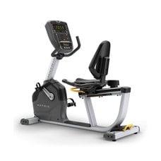 Велотренажер (велоэргометр) Matrix R1X (R1X-02) (серебристый)