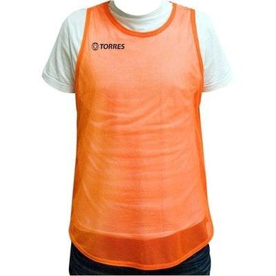 Покупка  Манишка Torres односторонняя арт.TR11047GR р.48-52 оранжевая   в магазине IntexRelax с доставкой или самовывозом