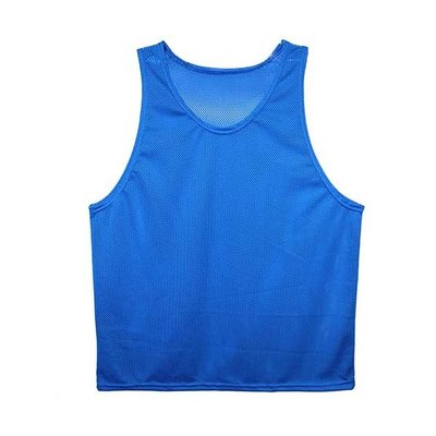 Покупка  Манишка сетчатая юношеская, синяя   в магазине IntexRelax с доставкой или самовывозом