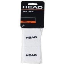 """Напульсники HEAD 2,5"""" (ЧЕРНЫЕ) арт.285075"""
