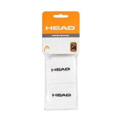"""Покупка  Напульсники HEAD 2,5"""" (БЕЛЫЕ), арт.285068/285075   в магазине IntexRelax с доставкой или самовывозом"""