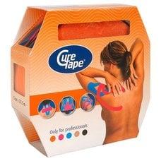 Тейп кинезиологический CureTape Giant Roll Orange арт. 160370 оранжевый