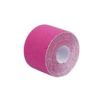 Покупка  Кинезио-тейп (розовый) Lite Weights 5703LW   в магазине IntexRelax с доставкой или самовывозом