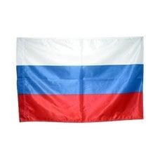 """Флаг """"Россия"""" 135*90 см (без флагштока)"""