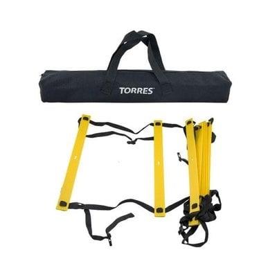 Покупка  Лестница для тренировок Torres арт. TR1018 длина 4 м   в магазине IntexRelax с доставкой или самовывозом