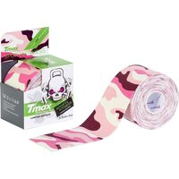 Тейп кинезиологический Tmax Pattern Pink арт. 423426 камуфляж