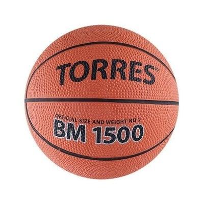 Покупка  Мяч баскетбольный сувенирный Torres BM1500 арт.B00101 р.1   в магазине IntexRelax с доставкой или самовывозом