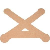 Тейп динамический PosturePals Box tape арт. PP-X-TS преднарезка р.S 5 шт