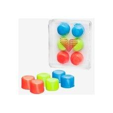 Беруши TYR Youth Multi-Colored Silicone Ear Plugs, LEPY/970, мультиколор