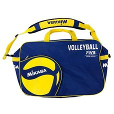 Сумка на 6 волейбольных мячей MIKASA арт.AC-BG260W-BL