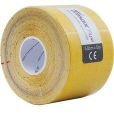Тейп кинезиологический Tmax Extra Sticky Yellow арт. 423174