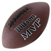 Мяч для американского футбола WILSON NFL MVP Official арт.WTF1411XB