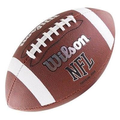 Покупка  Мяч для американского футбола WILSON NFL Official Bin арт. WTF1858XB   в магазине IntexRelax с доставкой или самовывозом