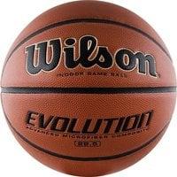 Мяч баскетбольный WILSON Evolution арт.WTB0586XBEMEA р.6