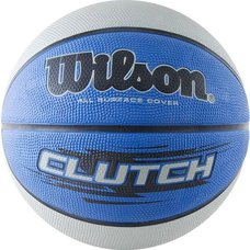 Мяч баскетбольный WILSON Clutch 295 р.7 арт.WTB1440XB0702