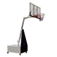 Баскетбольная мобильная стойка DFC STAND60SG (152x90см)