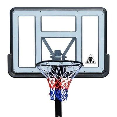 Покупка  Баскетбольная стационарная стойка DFC ING44P1 112x75cm   в магазине IntexRelax с доставкой или самовывозом