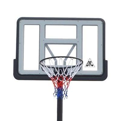 Покупка  Баскетбольная стационарная стойка DFC ING44P3 112x75cm   в магазине IntexRelax с доставкой или самовывозом