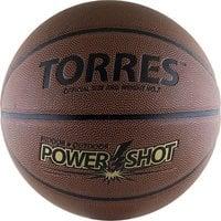 Мяч баскетбольный Torres Power Shot арт.B10087 р.7