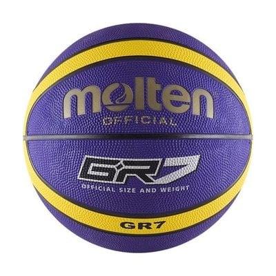 Покупка  Мяч баскетбольный MOLTEN BGR7-VY р.7   в магазине IntexRelax с доставкой или самовывозом