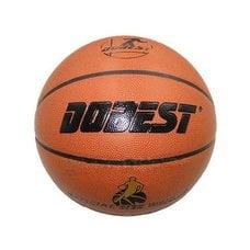 Мяч баскетбольный Dobest PK400 р.7 коричневый