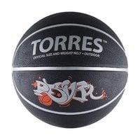 Мяч баскетбольный Torres Prayer арт.B00057 р.7