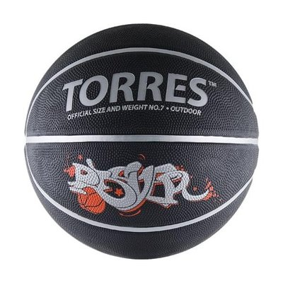 Покупка  Мяч баскетбольный Torres Prayer арт.B00057 р.7   в магазине IntexRelax с доставкой или самовывозом