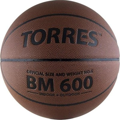 Покупка  Мяч баскетбольный Torres BM600 арт.B10026 р.6   в магазине IntexRelax с доставкой или самовывозом